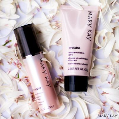 Mary Kay Microdermabrasion Set - Coloring Outside The Life