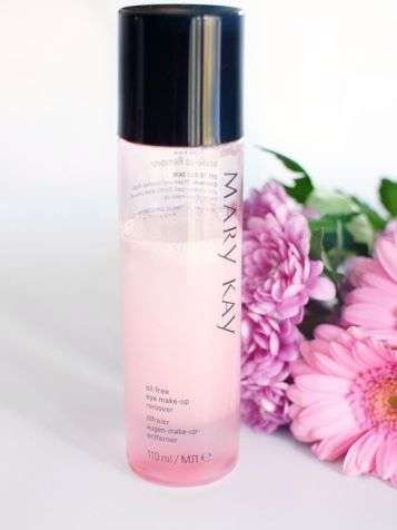 Mary Kay Oil-free Eye Makeup Remover - Coloring Outside The Life