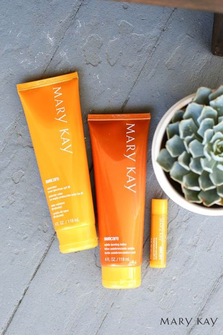 Mary Kay Sunscreen Broad Spectrum - Coloring Outside The Life